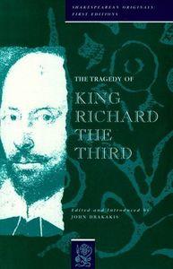 Tragedy king richard the third