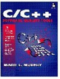 C++ software quality
