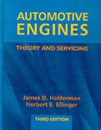 Automotive engines theory
