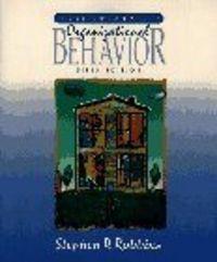 Essentials of organiz.behavior-5ª edic
