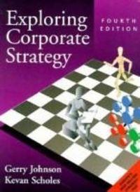 Exploring corporate strategic 4ªed.