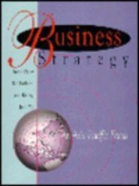Business strategy asia pacific focus