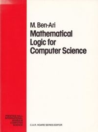 Mathematical logic for computer scienc