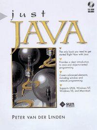 Just java-incluye cd rom