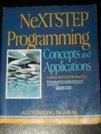 Nextstep programming concep.app