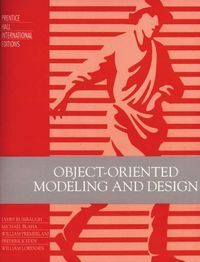 Object oriented modeling desing