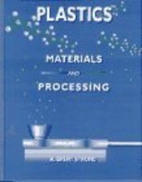 Plastics materials processing