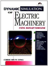 Dynamic simulation electric machinery
