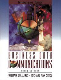 Business data communications 3º