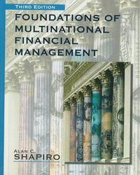 Foundations multinational financ.manag