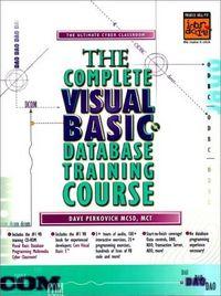 Complete visual basic database trainin