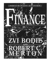 Finance preliminary de.