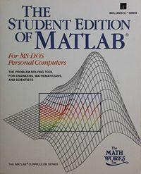 Student edition matlab ms-dos 5 1