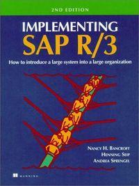Implementing sap r/3 2 ed