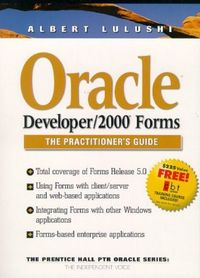 Oracle developer 2000 forms