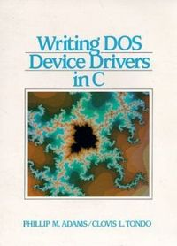 Writing dos device