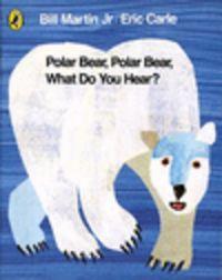 Polar bear polar bear what do you hear studens readers