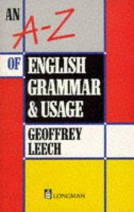 An a-z of english grammar usage upper inter-advanced