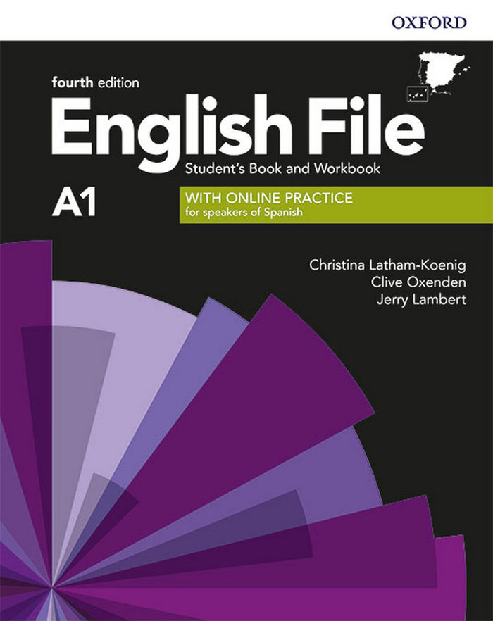 English file beginner student's and workbook key with onlin