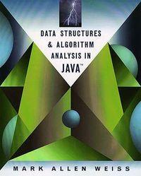 Data estructure and algoritm analysis in java