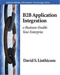 B2b application integration e-business