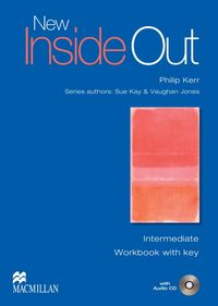 New inside out intermediate wb+key