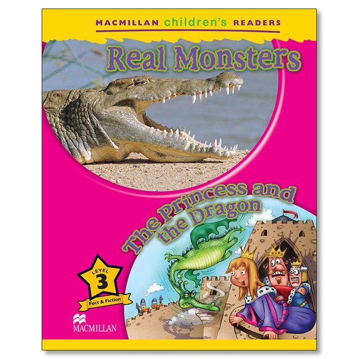 Real monsters princess & dragon nivel 3 ne