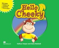 Hello cheeky st 08 pack 3años