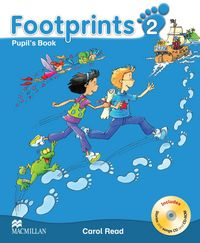 Footprints 2ºep st 08 pack