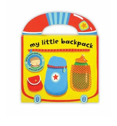 My little bag books: backpk (bb)