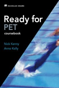 Ready for pet st without answer key with cd-rom