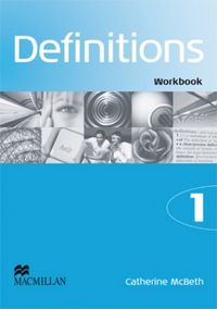 Definitions 1 workbook ingles