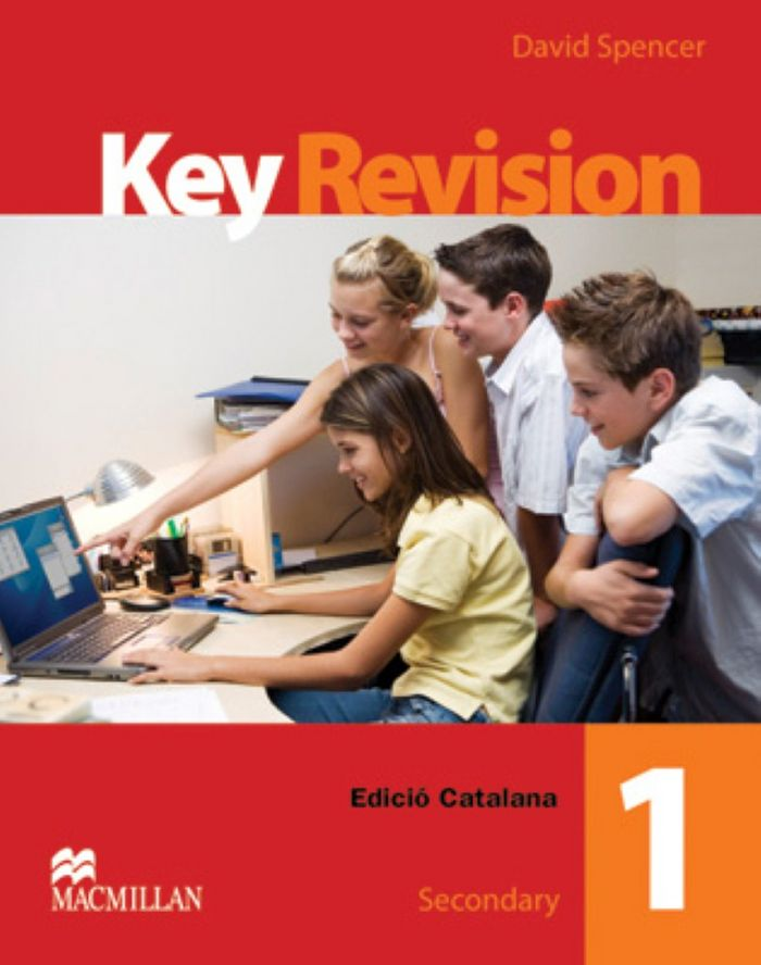 Key revision 1ºeso pack catalan