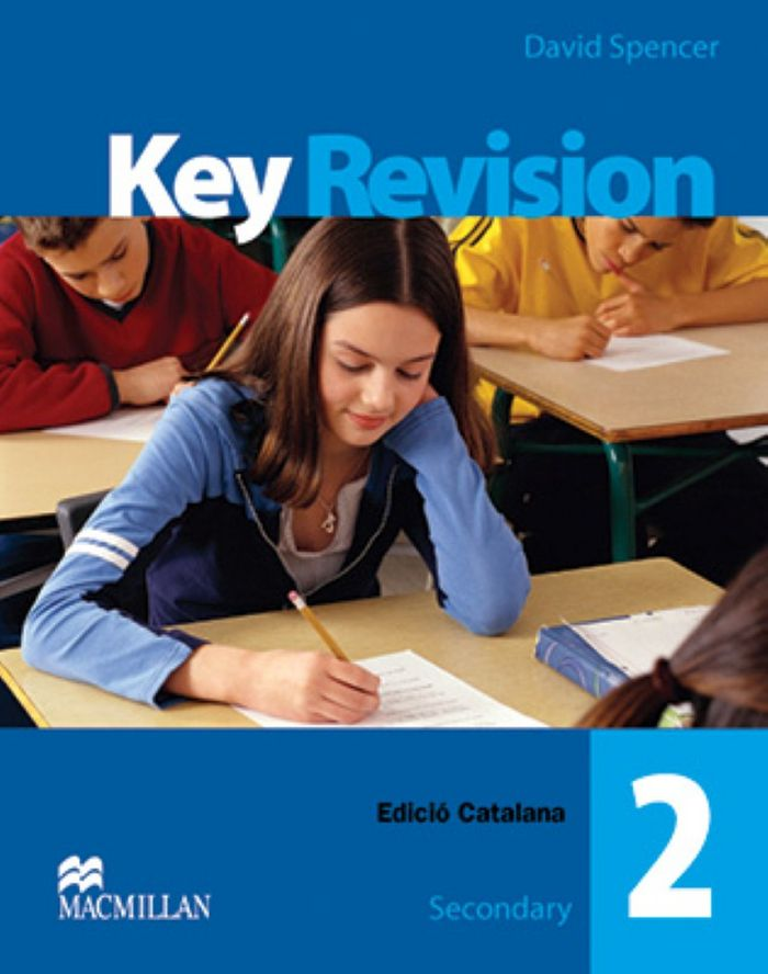 Key revision 2ºeso pack catalan