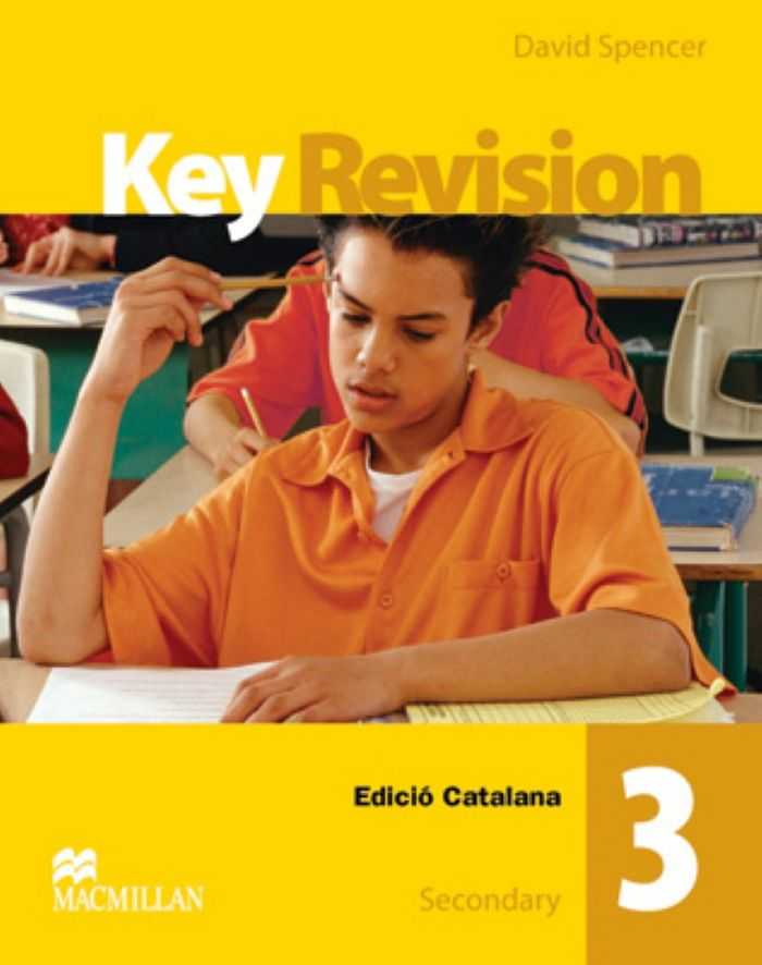 Key revision 3ºeso pack catalan