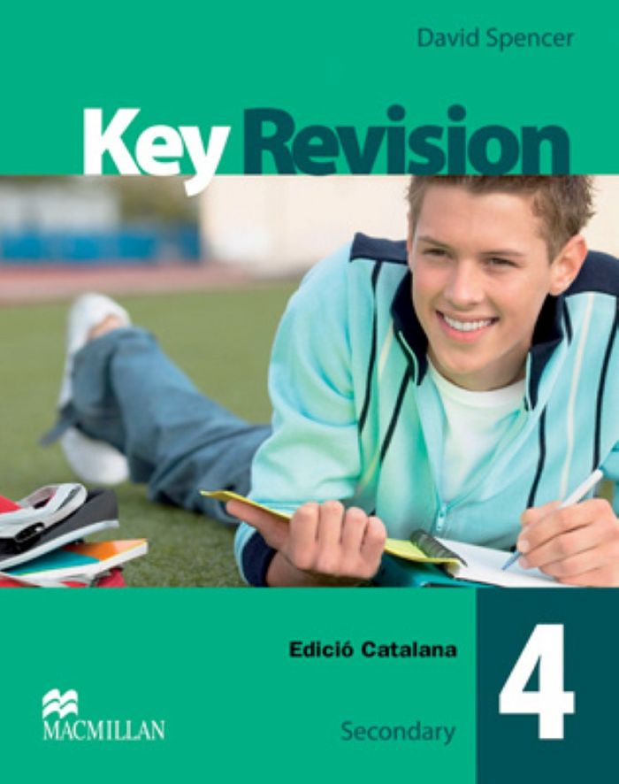 Key revision 4ºeso pack catalan
