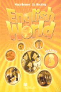 English world 3ºep activity book