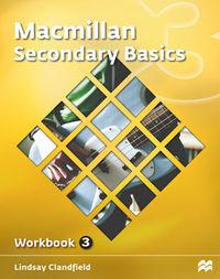 Macmillan secondary course 3ºeso wb 07 basic