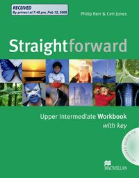 Straight forward upper intermediate wb with key