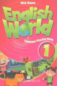 English world 1ºep grammar practice book