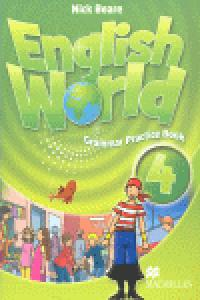 English world 4ºep grammar practice book