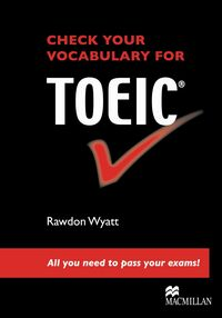 Check your vocabylary for toeic