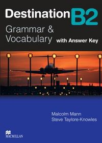 Destination b2 grammar vocabulary