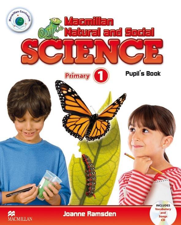 Macmillan natural science 1 st 2010