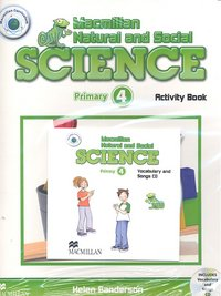Macmillan natural science 4ºep wb 11 pack