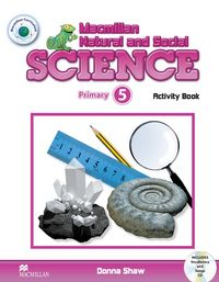 Macmillan natural science 5ºep wb 12 pack