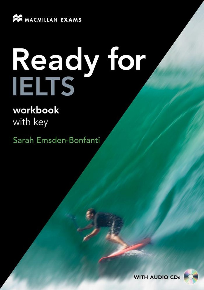 Ready for ielts wb +key pk