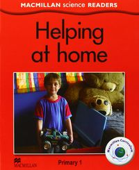 Helping at home 1ºep science readers