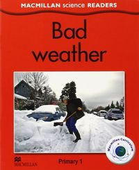 Bad weather 1ºep science readers