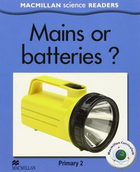 Mains or batteries? msr 2                         heiin0sd